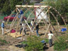 bioshelter construction