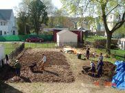 sheet mulch midway